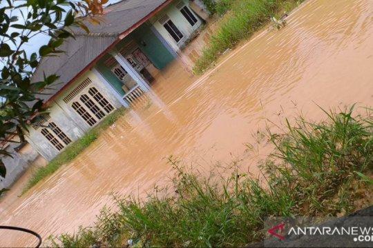 Banjir terjadi di sejumlah perumahan Tanjungpinang