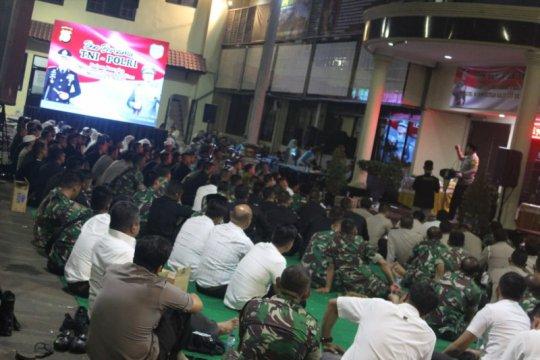 Jelang pelantikan presiden, TNI-Polri Jakbar siap hadapi pengganggu