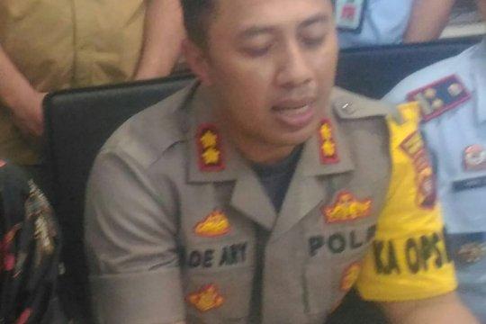 Polresta Pontianak menyimpulkan napi Bong Min tewas gantung diri