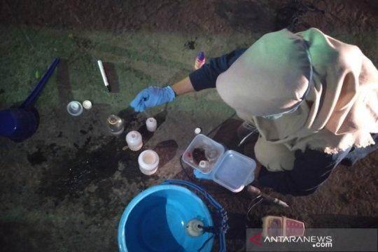 Lab. PJT: Sungai Cilamaya Karawang tercemar berat