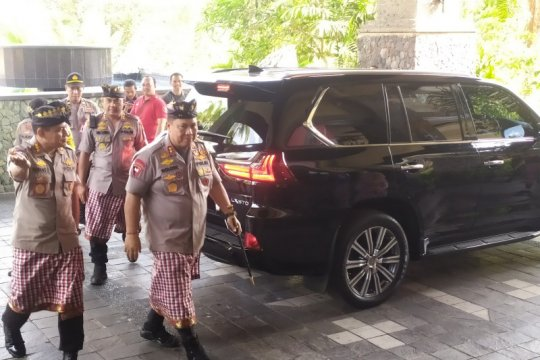 Pelantikan Presiden, Polda Bali siagakan 13.000 personel