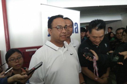 Anies sebut Jakarta hanya tentukan SPM terkait bus Zhong Tong
