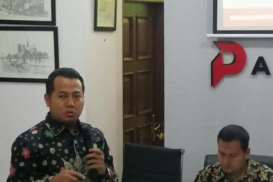 Survei sebut kinerja Jokowi nisbi baik di periode pertama