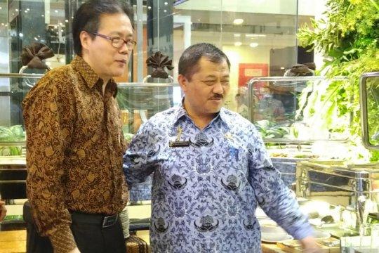 Pesanan hotel di Bogor capai 90 persen
