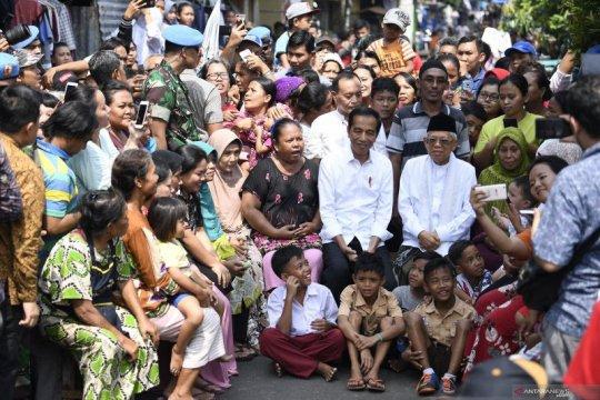 Jokowi pastikan jumlah menteri di kabinet baru tetap sama