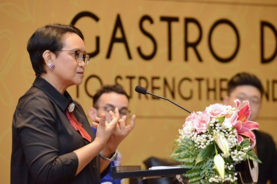 Kemlu dorong promosi masakan Indonesia melalui gastrodiplomasi