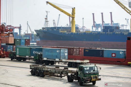 China masih mendominasi perdagangan Indonesia