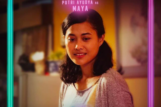 Idola sejak kecil, Putri Ayudya bahagia kerja bareng Ratna Riantiarno