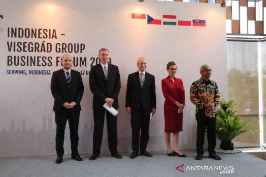 Slowakia sebut perang dagang kesempatan kerja sama dengan Indonesia