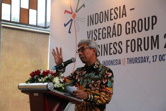 Indonesia dorong kerja sama naker, teknologi dengan Visegrad