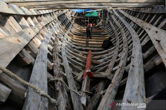 Galangan Kapal Nelayan