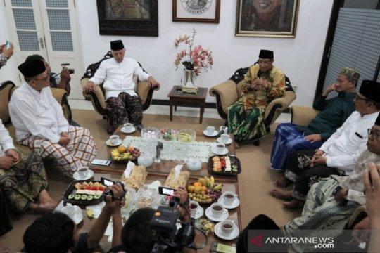 NU: kunjungan ke Jombang tidak terkait kabinet