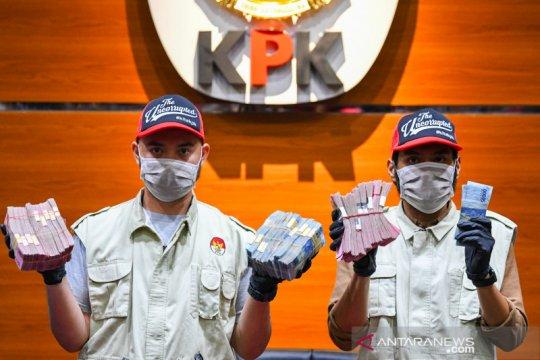 OTT Wali Kota Medan, KPK sita barang bukti ratusan juta