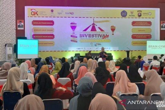 Investival Syariah hadirkan edukasi dan sekolah pasar modal