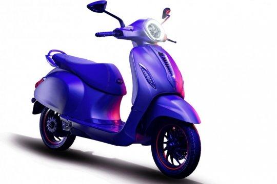 Bajaj Chetak lahir kembali dalam wujud skuter listrik