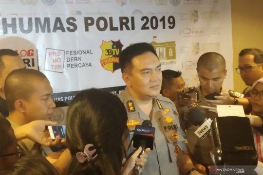 71 terduga teroris ditangkap Densus pascabom bunuh diri Medan