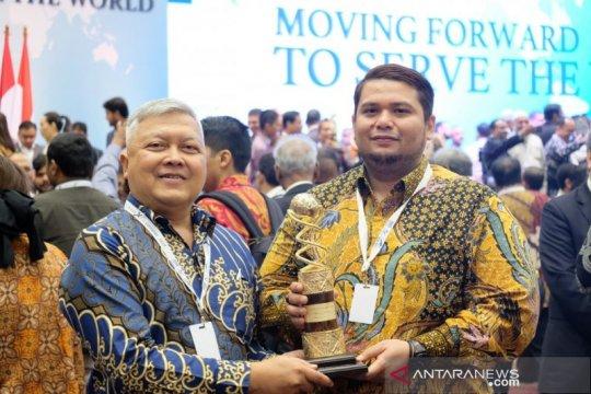 Dua perusahaan Vietnam dapat penghargaan Primaduta dari Indonesia