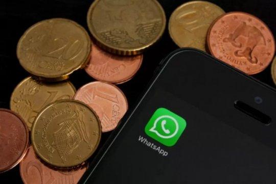 Brazil izinkan uji coba WhatsApp Pay