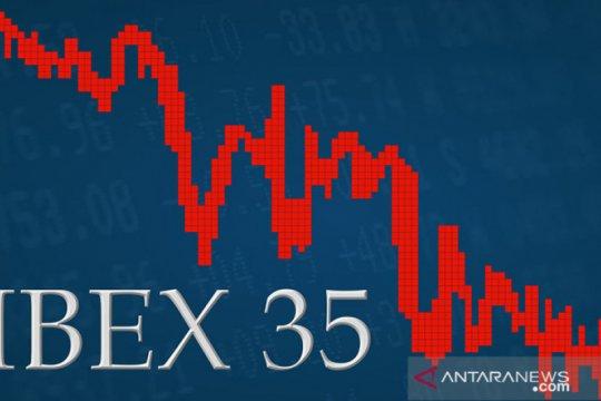 Saham Spanyol balik melemah, indeks IBEX 35 tergelincir 0,43 persen