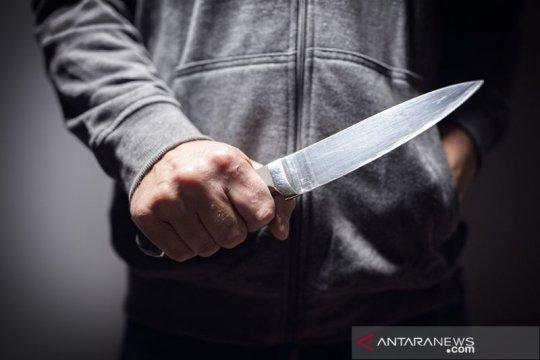 Terduga teroris Gunung Kidul diketahui sering berlatih lempar pisau