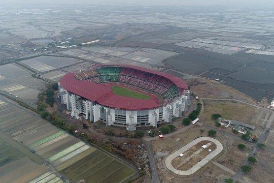 Renovasi Stadion GBT dikebut jelang bidding venue Piala Dunia U-20
