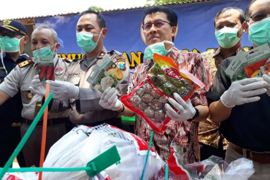 Tanpa dokumen, BBKP musnahkan paket 59 paket luar negeri