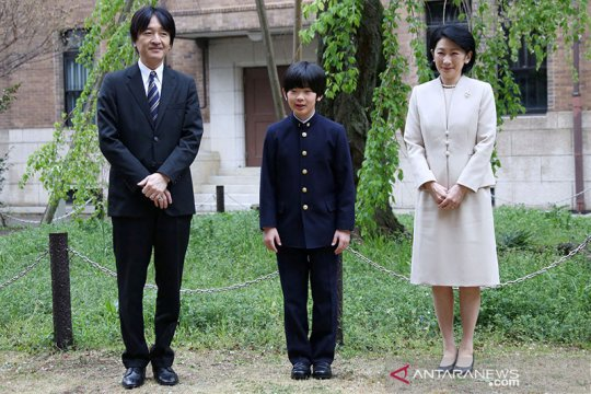 Nasib kekaisaran Jepang berada di pundak bocah usia 13 tahun