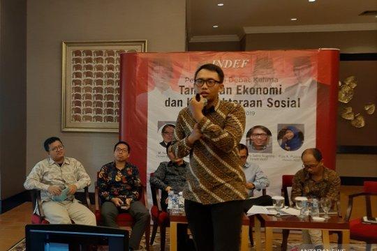Peneliti Indef: Daya saing jadi PR pemerintahan baru Jokowi