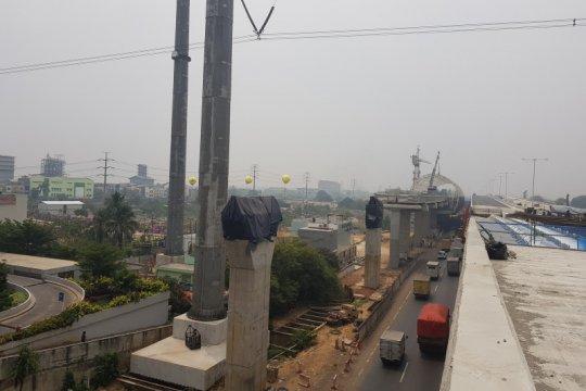 Bekasi minta LRT diperpanjang hingga Cikarang
