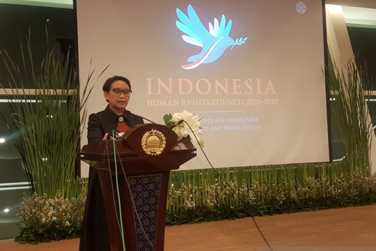Terpilih anggota Dewan HAM, Indonesia berjuang untuk keadilan sosial