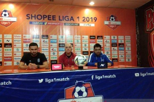 Permalukan Bali United 6-0, Gomez puji kerja keras pemain Borneo