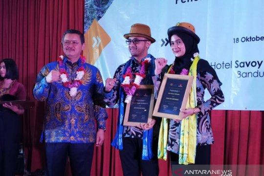 Hengky Kurniawan dinobatkan sebagai Duta Teh Indonesia