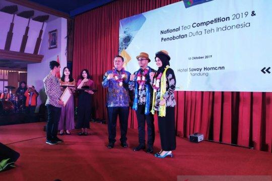 """National Tea Competition 2019"" upaya dongkrak industri teh Indonesia"