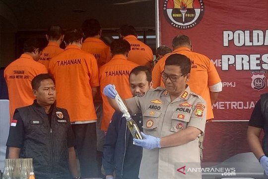 Kelompok Abdul Basith berencana serang pusat ekonomi Jakarta