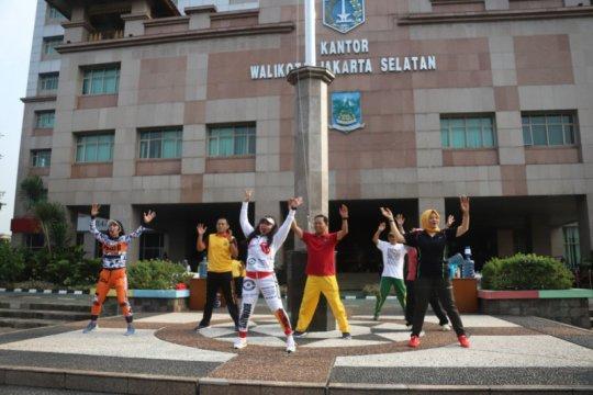Polres Metro Jaksel ajak masyarakat sukseskan Pelantikan Presiden
