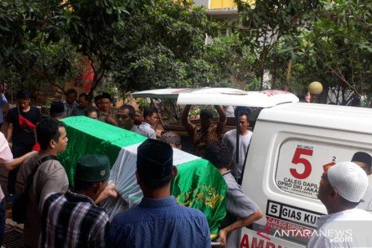 Balita tewas terjun dari lantai 7 Rusunawa Tambora