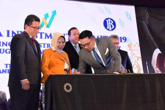 Bank BJB teken MoU dengan Pemprov Jabar dan PT PPA
