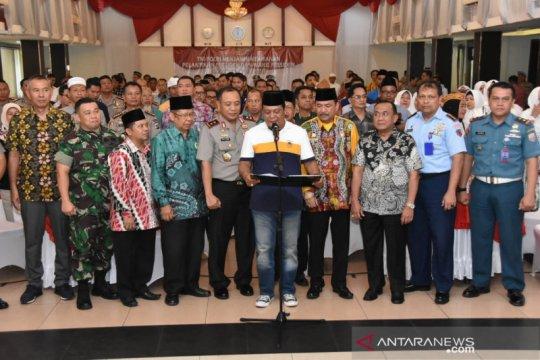Kalimantan Selatan siap menjaga kondusifitas pelantikan presiden
