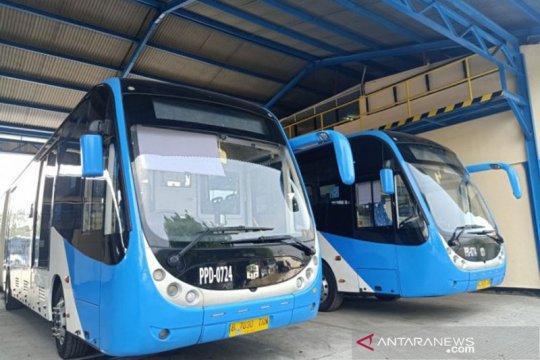 Ini cara kerja sensor otomatis bahaya kebakaran Bus Zhong Tong