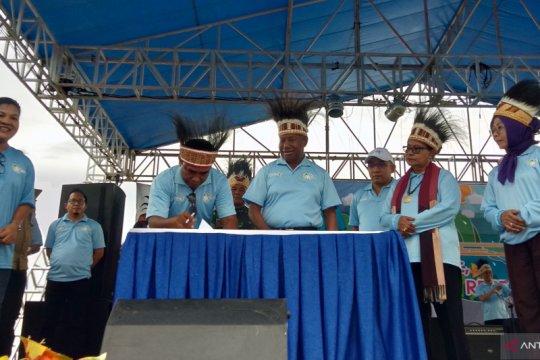 Menteri Yohana buka Festival Bahari Raja Ampat 2019