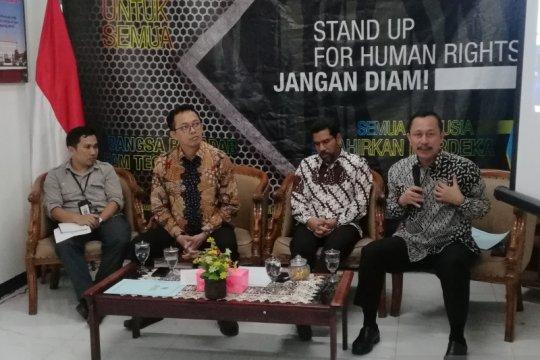 Komnas HAM minta Jokowi prioritaskan penanganan Papua