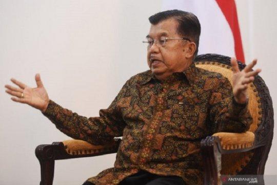 "Jusuf Kalla rindukan momen ""doorstop"" bersama wartawan"