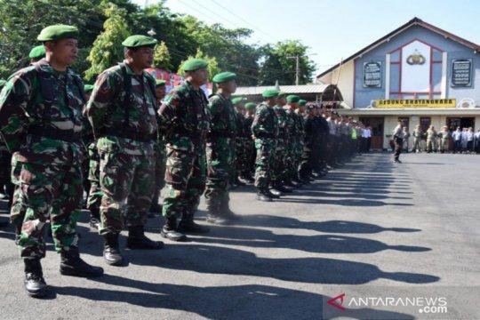 Polres siagakan ratusan personel untuk pelantikan presiden