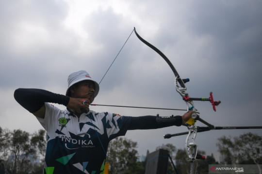 Profil Atlet Olimpiade: pemanah Riau Ega Agatha Salsabila