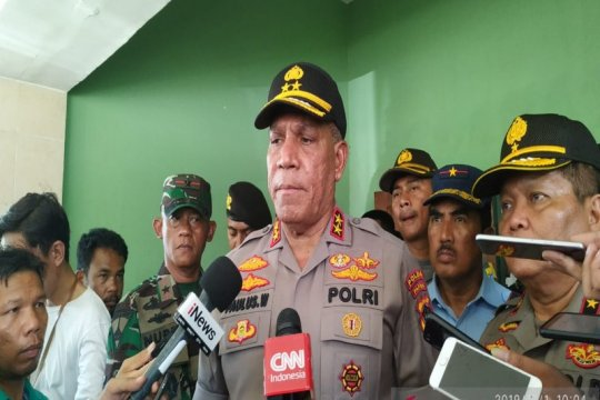 Kapolda: Pasukan disiagakan di sejumlah wilayah rawan di Papua