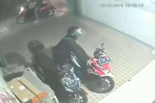 Polisi selidiki curanmor terekam kamera CCTV di Cengkareng