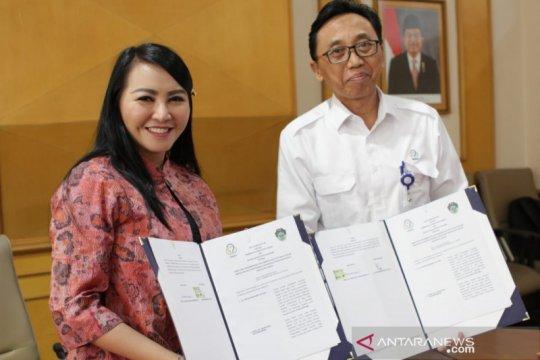 Pemkab Landak dan Batan lakukan MoU pengembangan padi lokal