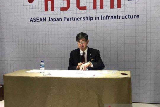 Dubes Jepang untuk ASEAN dorong penyelesaian RCEP