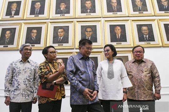 """Wapres JK resmikan Indonesian Aid, bentuk diplomasi """"tangan di atas"""""""