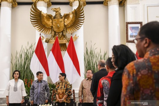 Peresmian Indonesia Aid